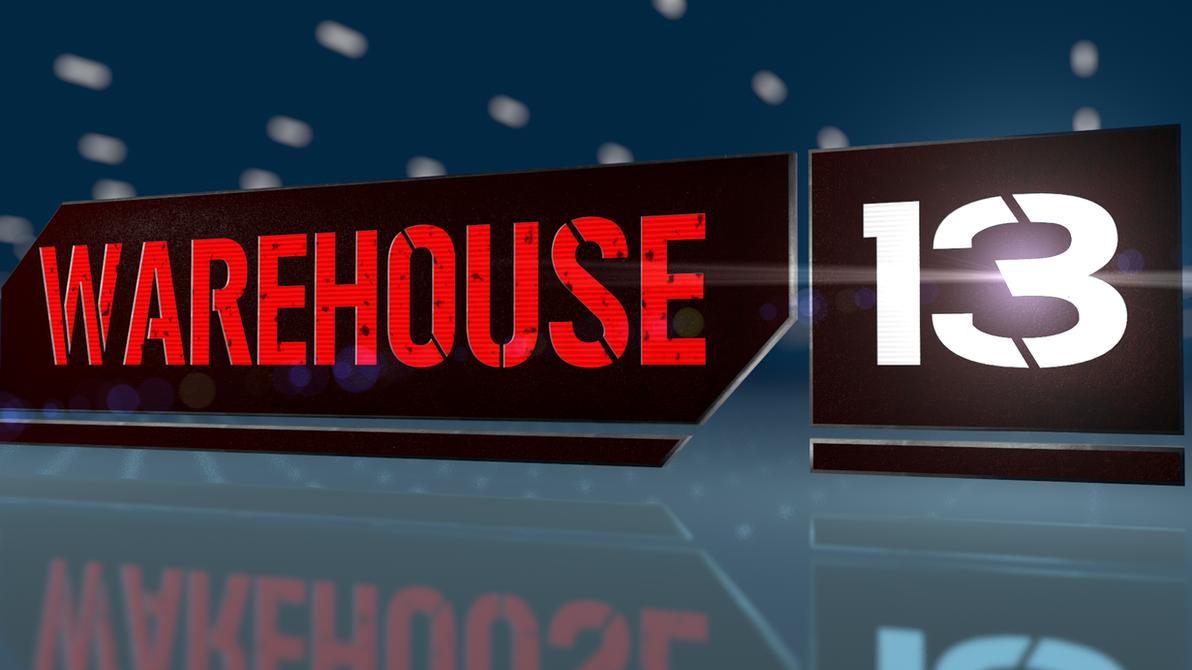 Warehouse 13 Logo V2 by Warehouse 13 Logo