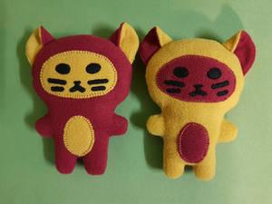 Plush Kittens