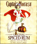 Captain Murasa's Spiced Rum