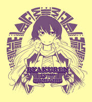 Byakuren is my Homegirl by mikoneyoru