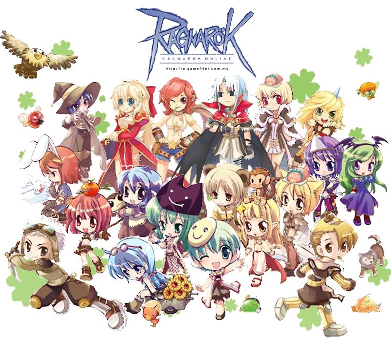 Ragnarok Online Wallpaper By Ginkusanagi On Deviantart