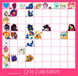 Mlp breedable (Open) by Kaena59