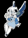 Cute humanoid NYP adopt 8 (CLOSE) by Kaena59
