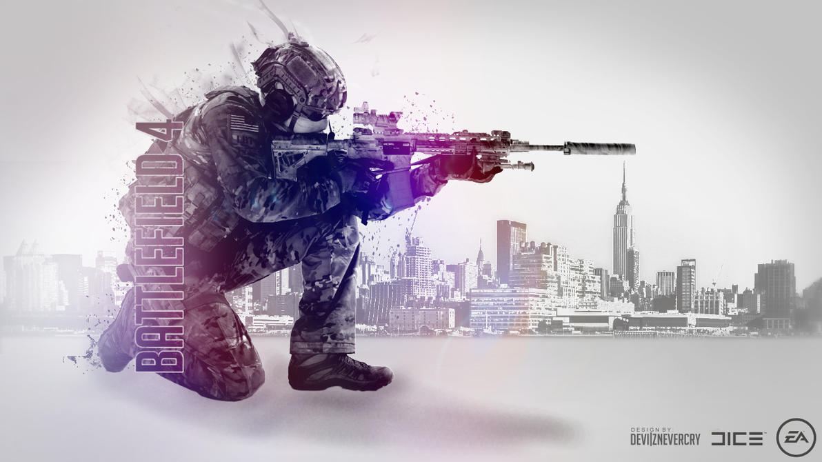 BATTLEFIELD 4 - Concept Only by DevilzNeverCry