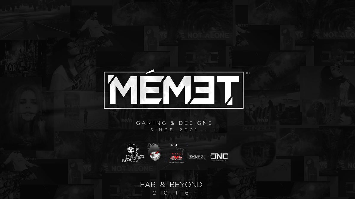 MEMET Logo by DevilzNeverCry