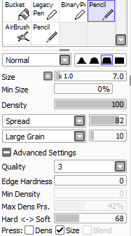 Brush settings used for BBW base by 8Life0is0a0game8