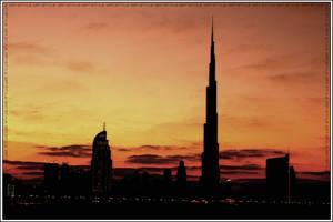 Burj Khalifa by QTR-StyLe