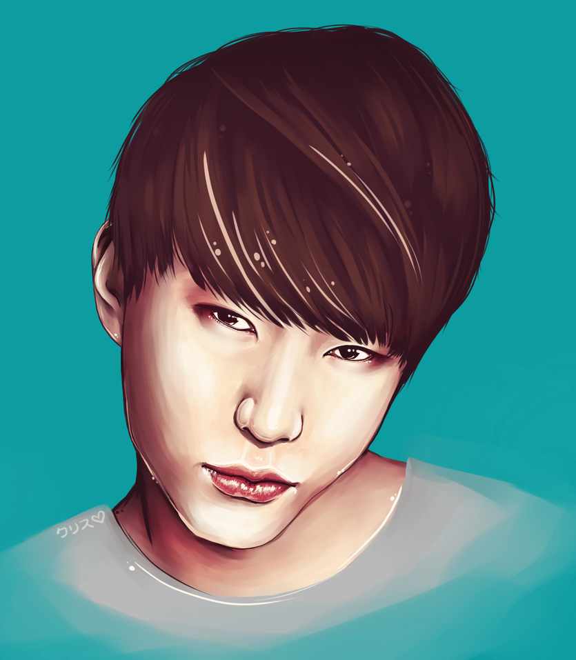 Leo of VIXX [02] by krissasaur