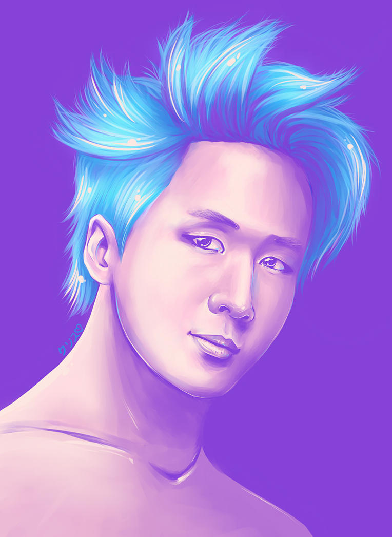 Ravi of VIXX [01] by krissasaur