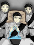 Romulan Bridge Crew.