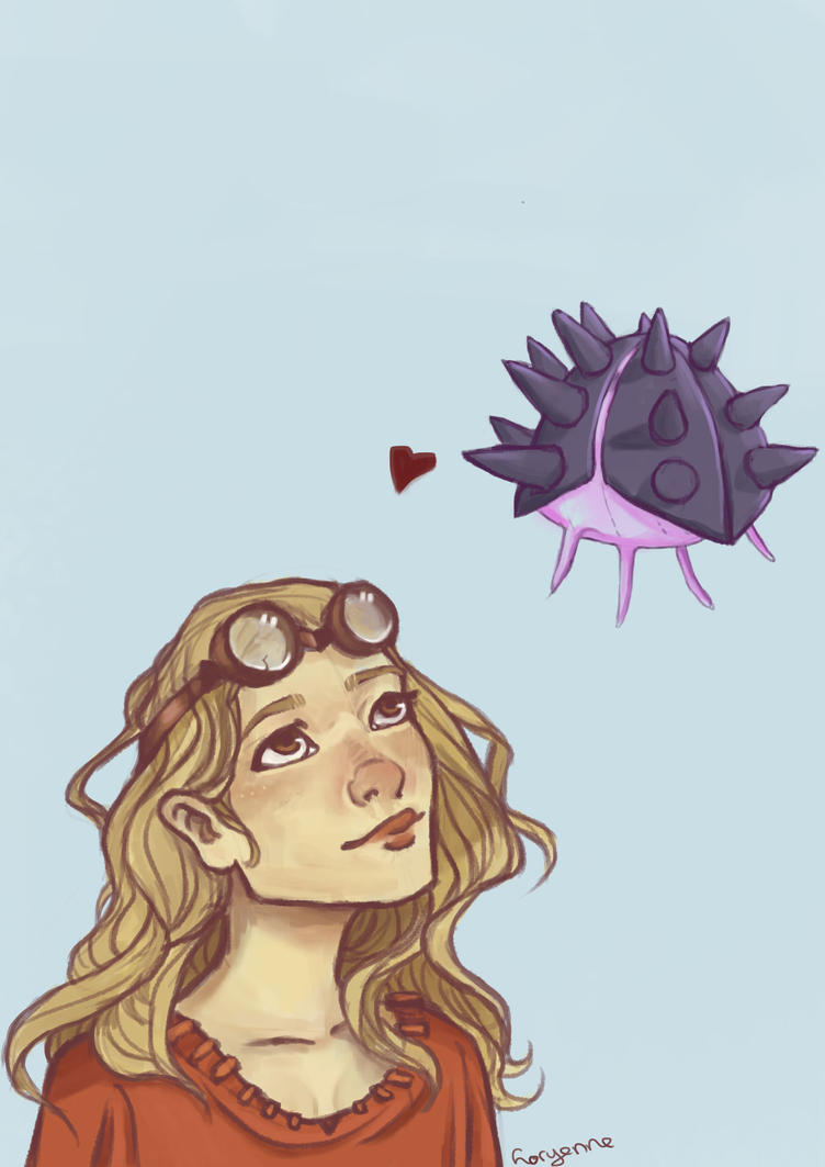 [WA] I love jellyfish by Levest