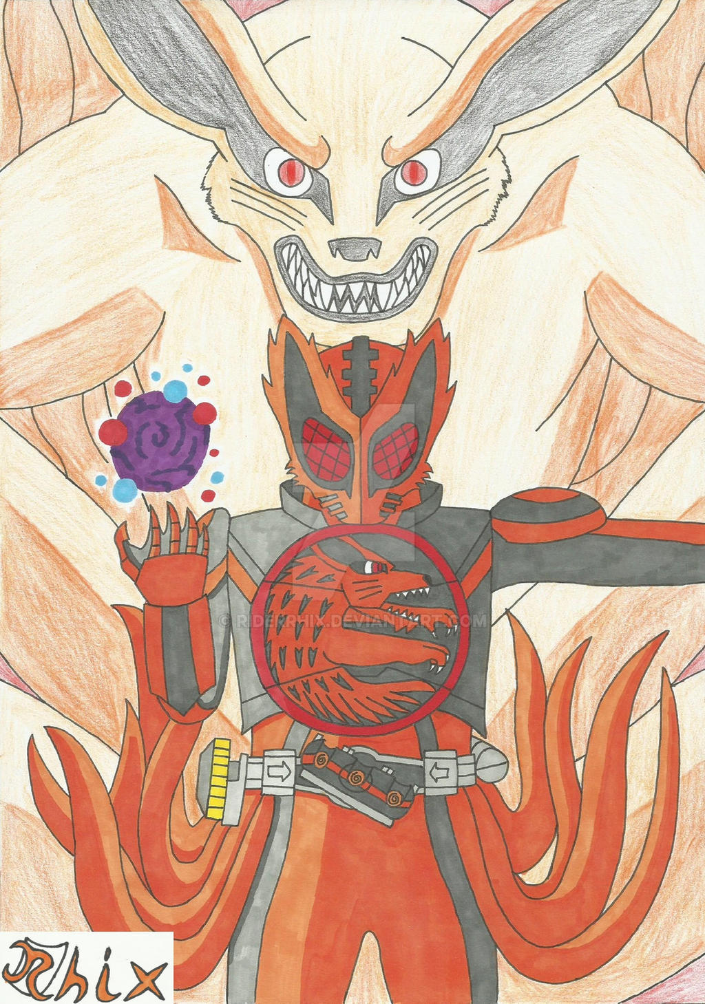 Naruto and Kamen Rider Crossover FanFiction - psychologyarticles info