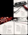 Insite Magazine - Origins of the Alphabet by Akanthea