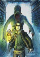 Amnesia, the dark descent by Keidensan