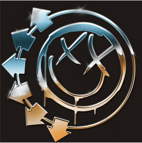 Blink 182 new logo by