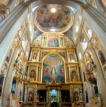 Puebla's Cathedral