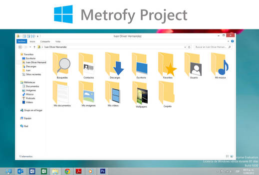 Metrofy Project