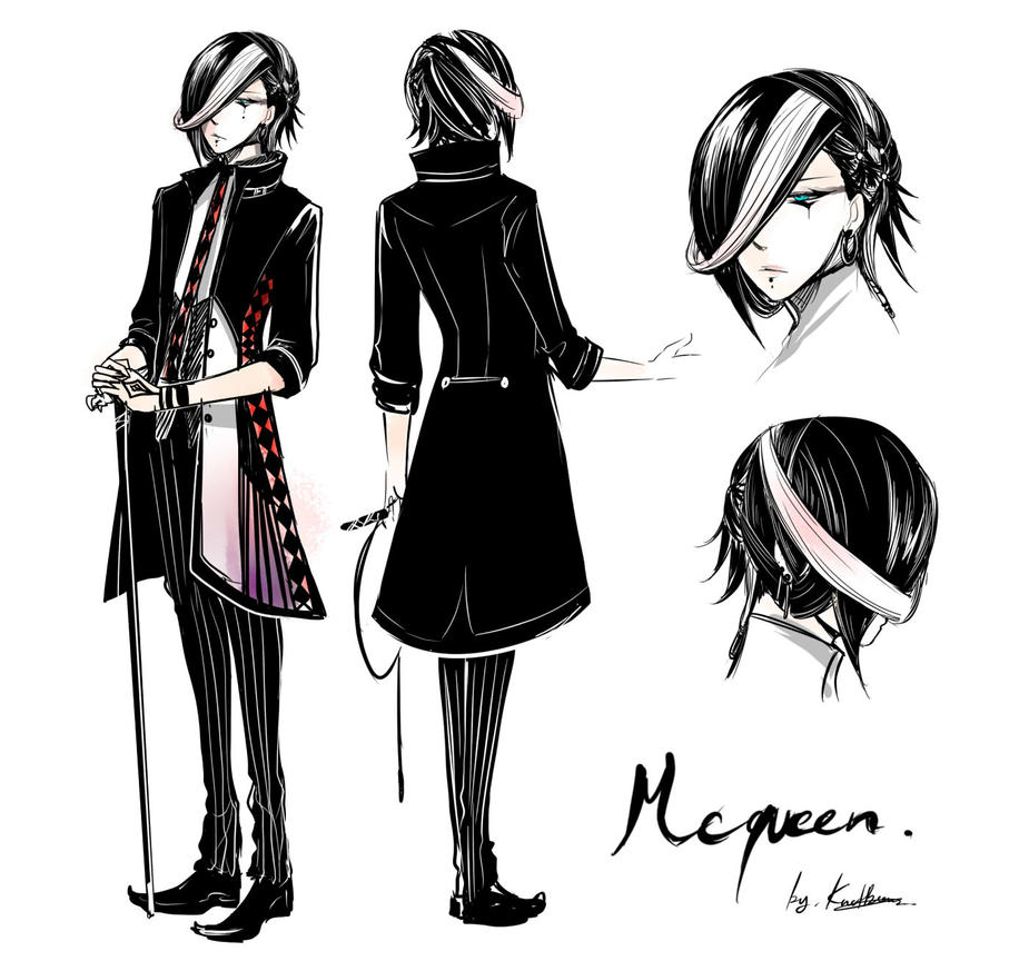 Mcqueen by KnotBerry