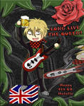 4th CD Hetalia - UK