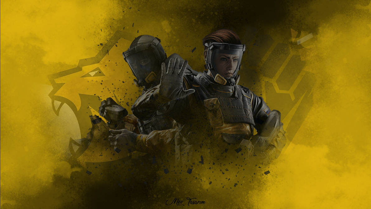Lion Finka - Rainbow Six Siege Wallpaper by meVvv ...