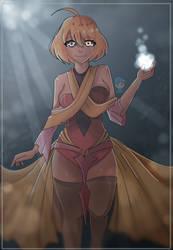 Goddess Peaches (Hopeless Peaches Fanart)
