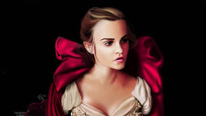 Emma Watson as Belle- Beauty and the Beast (2017)