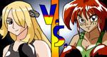 Pokemon Girls Boxing Part 6 by capitanmaverick