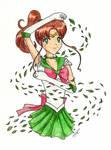 Inner Senshi: Sailor Jupiter