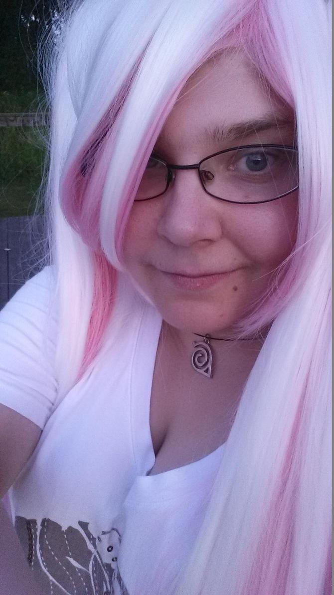 2014 - Me as Sakura Miku. 5 by Jessi-element