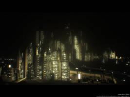 City Night by Diston