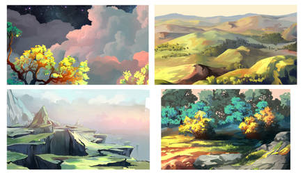 Some backgrounds