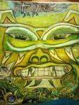 Yapa Cover Tlingit Mask By Kanjikamehameha Ddefqq5 by kanjikamehameha
