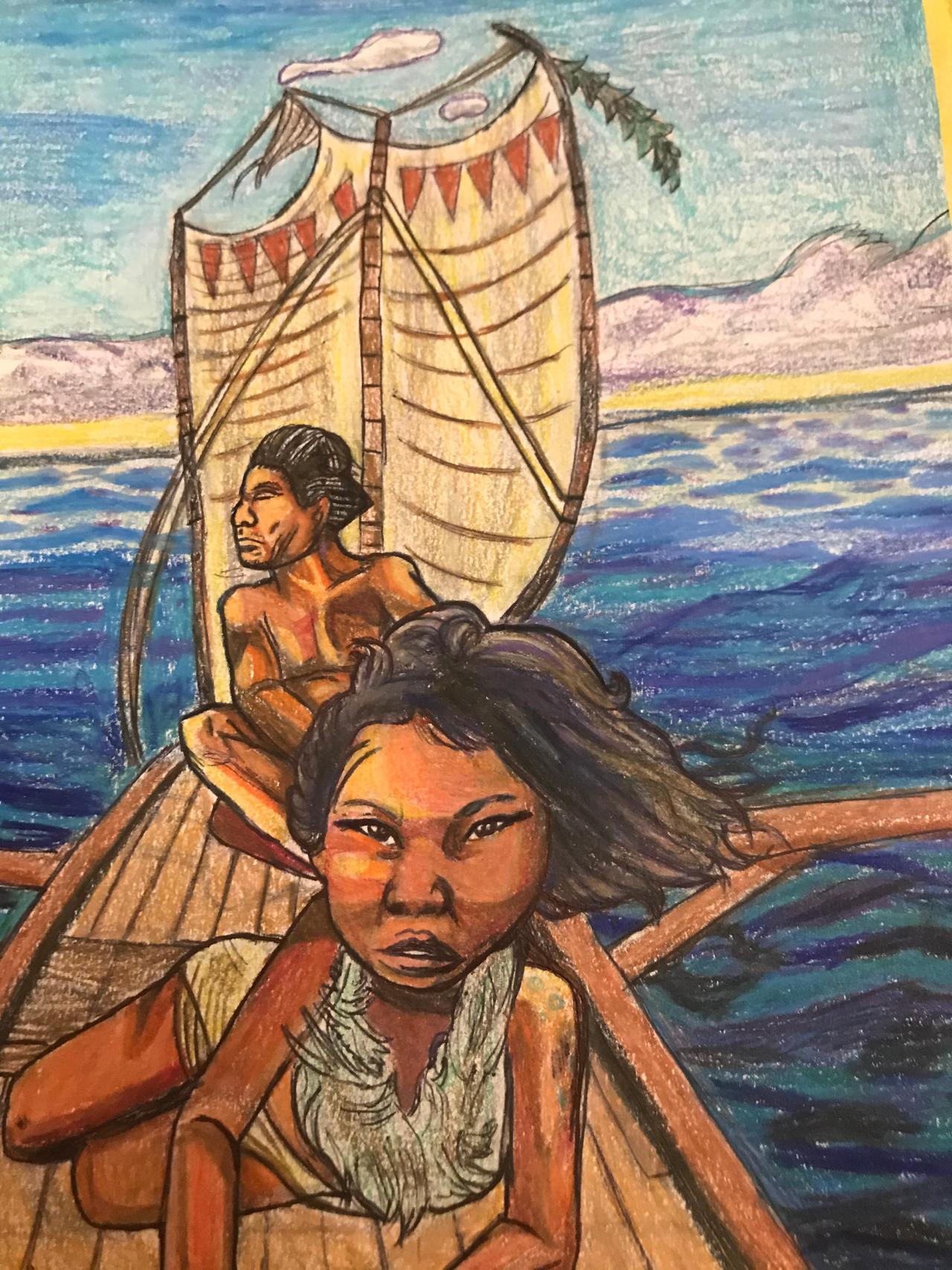 Polynesian voyagers