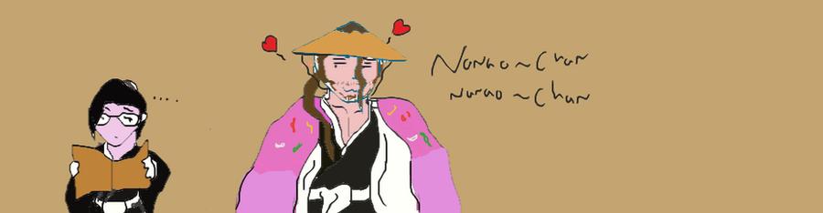 nanao chan by abbydavies