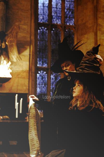 Hermione Granger by LoonyAvadaKedavra