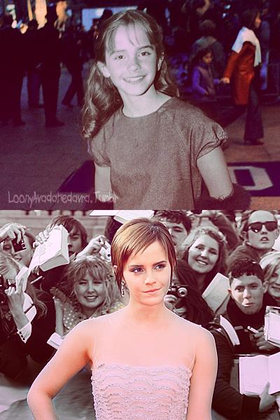 Emma Watson by LoonyAvadaKedavra