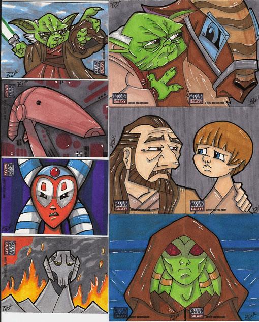 Star Wars Galaxy 7 - Part 1 by bdeguire