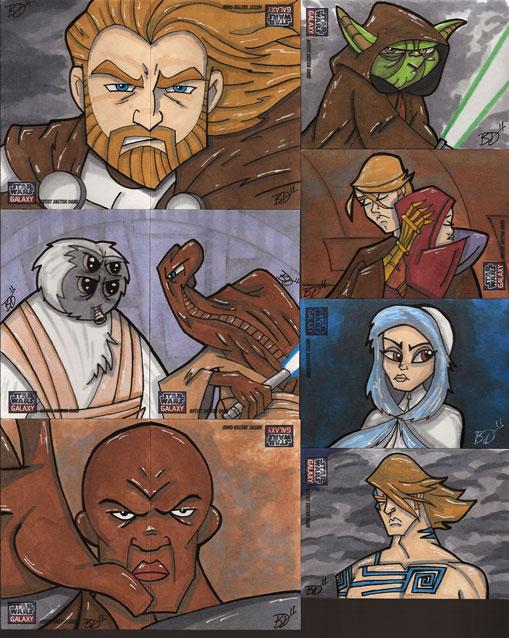 Star Wars Galaxy 7 - Part 2 by bdeguire