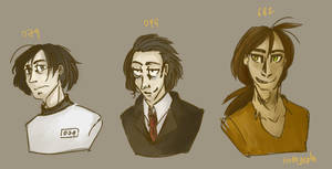 human scps sketches