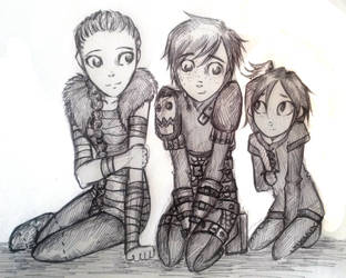 three generations by UkeHicForEva
