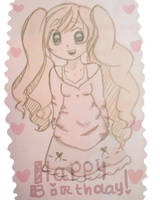 Happy Birthday, Bon! by lunalei