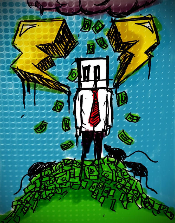 corruptor by oprik