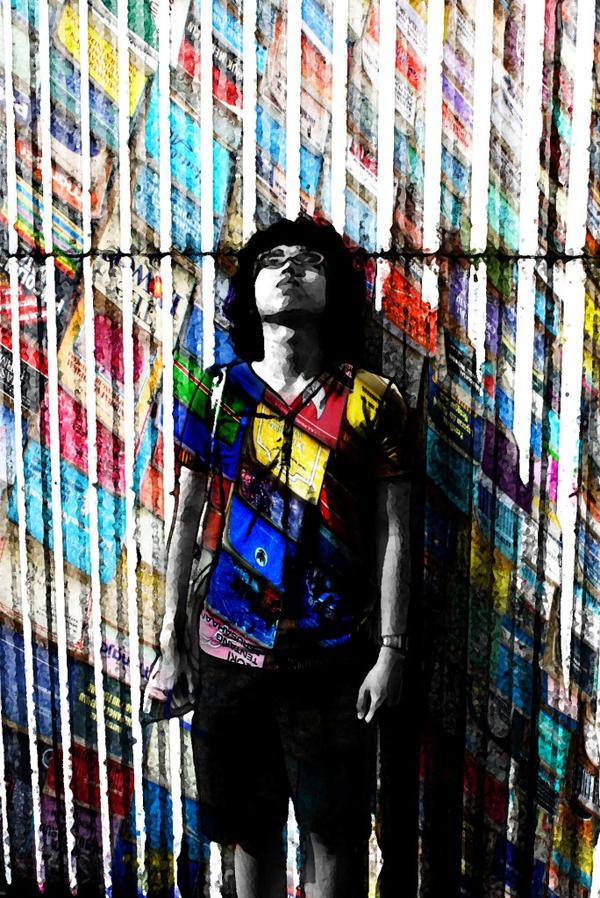 ayata colorful by oprik