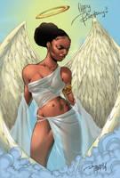 Angel by DrummerboyDomo