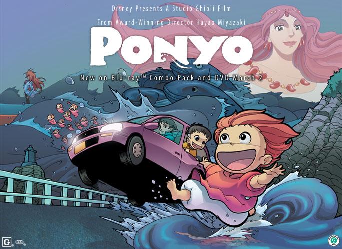 Ponyo by DrummerboyDomo