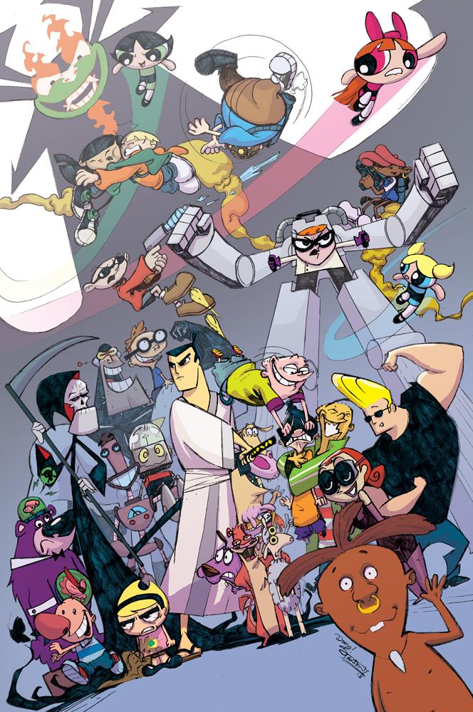 Summary Cartoon Network Crossover Chaos Fantendo Nintendo