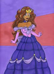 Princess Clawdeen by gustorak