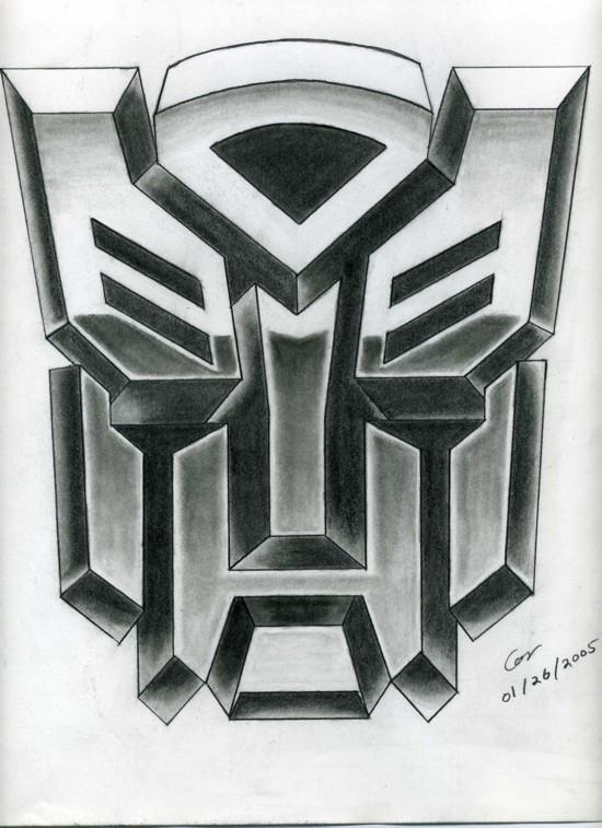 Autobots symbole