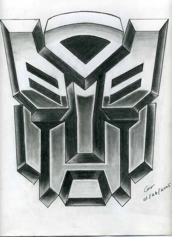 Autobots symbole by gustorak