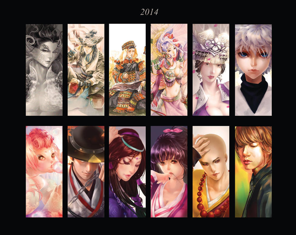2014 by twin1992
